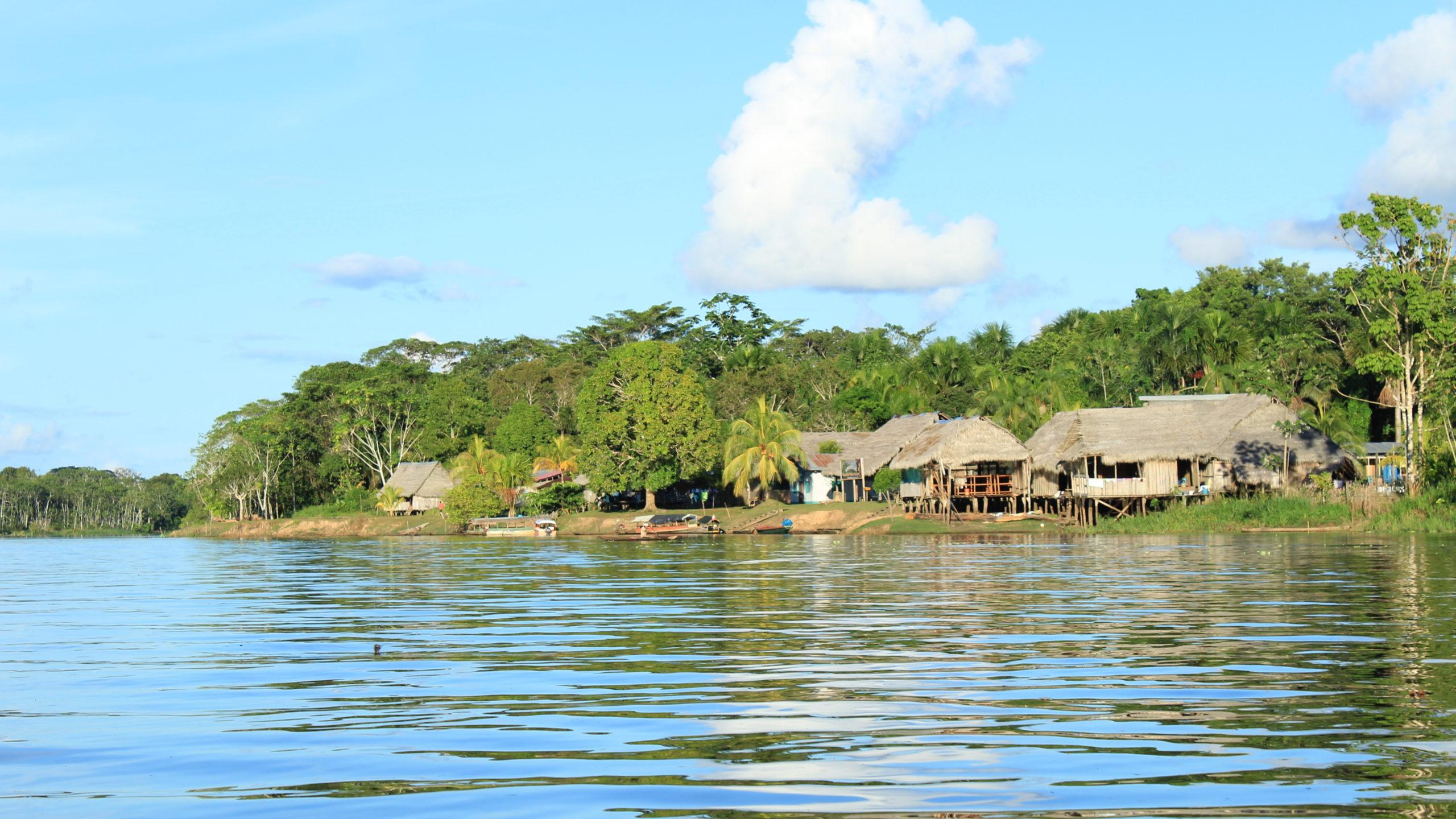 Buenos Aires, Pacaya Samiria National Reserve, Peruvian Amazon